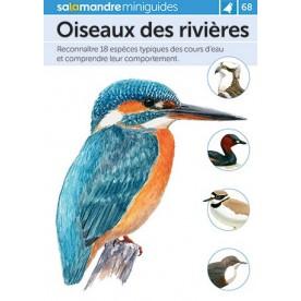 Miniguide Oiseaux des rivières