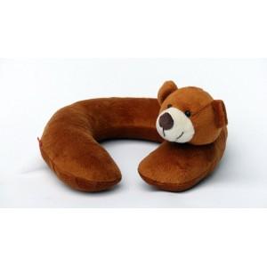Coussin Tour de cou ours