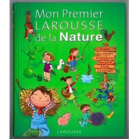 MON PREMIER LAROUSSE DE LA NATURE