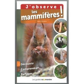 j'observe les mammiferes !