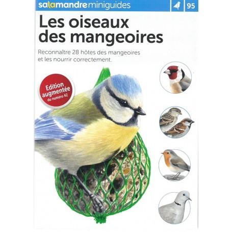 Miniguide Les oiseaux des mangeoires