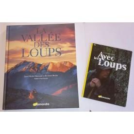 La Vallée des loups livre + DVD Avec les loups offert