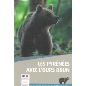 """Brochure """"Les Pyrénées avec l'ours"""" (Ministère Ecologie)"""