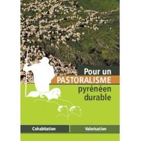 """Brochure """"Pour un pastoralisme pyrénéen durable"""" (Pays de l'Ours-Adet - FIEP)"""