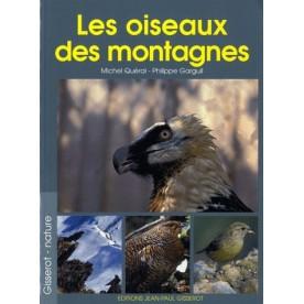 Les oiseaux des montagnes