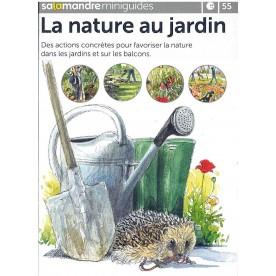 Miniguide La nature au jardin