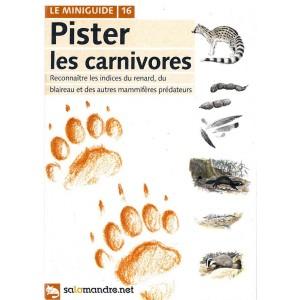 Miniguide Pister les carnivores