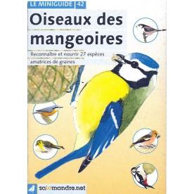 Miniguide Oiseaux des mangeoires
