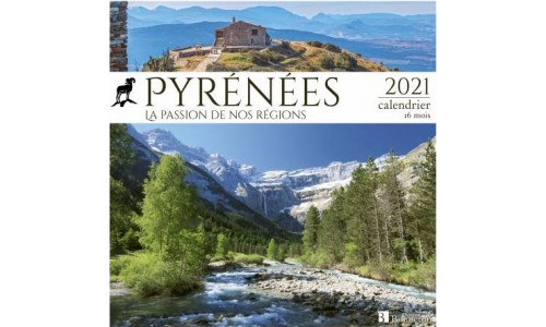 Calendrier animaux 2021